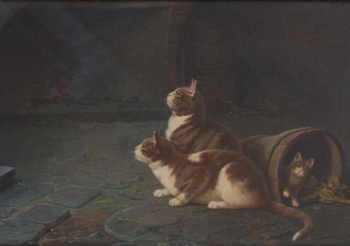 «Уведи меня память в полуночную тень…» «Кошки» А. Риццони и М. Вебера
