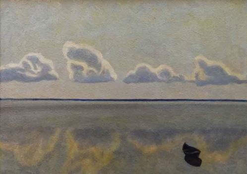 «Прощайте, голубые облака…» Живописец П.П. Оссовский и «Pink Floyd».