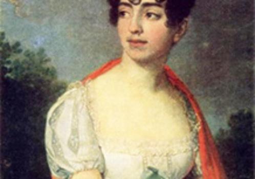 «Радуйся, зиждительница рода…» Портрет княгини Барятинской.