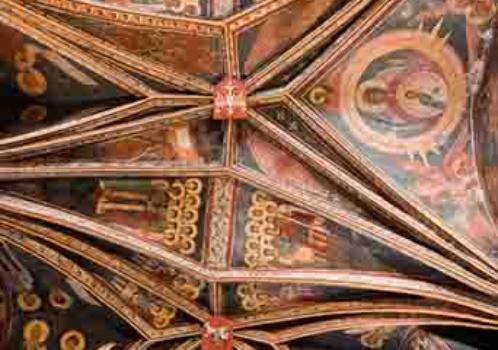 «Зарыты в нашу память на века…» Ф. Шопен и фрески Капеллы Святого Креста в Кракове.